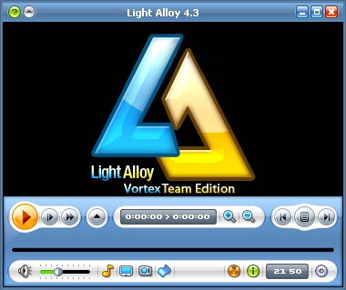 Light Alloy 4.3 build 695 Бесплатная (freeware)