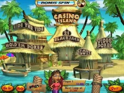 Игра Game House: Casino Island + Патч